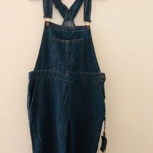 Forever 21 Jean  Overalls  Size L